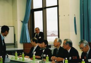 総会の開会