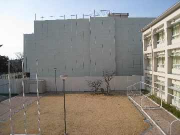 緑高新校舎(2014.3.20)