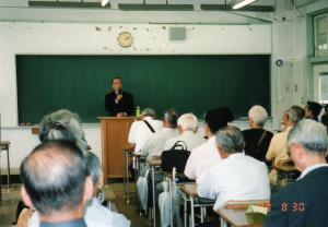 鈴木知明氏の講演